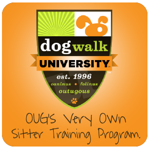 OUG's Very Own Sitter Training Program